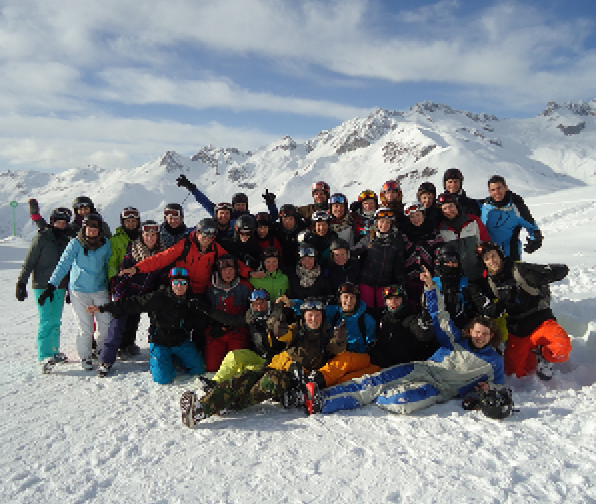 Lugus Ski Trip