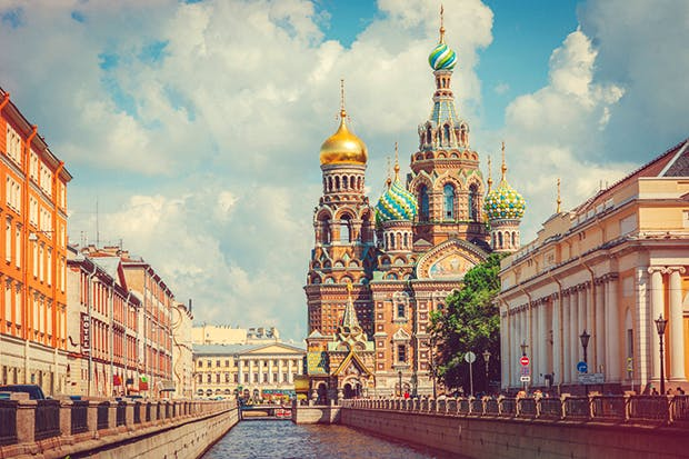EBT: St Petersburg