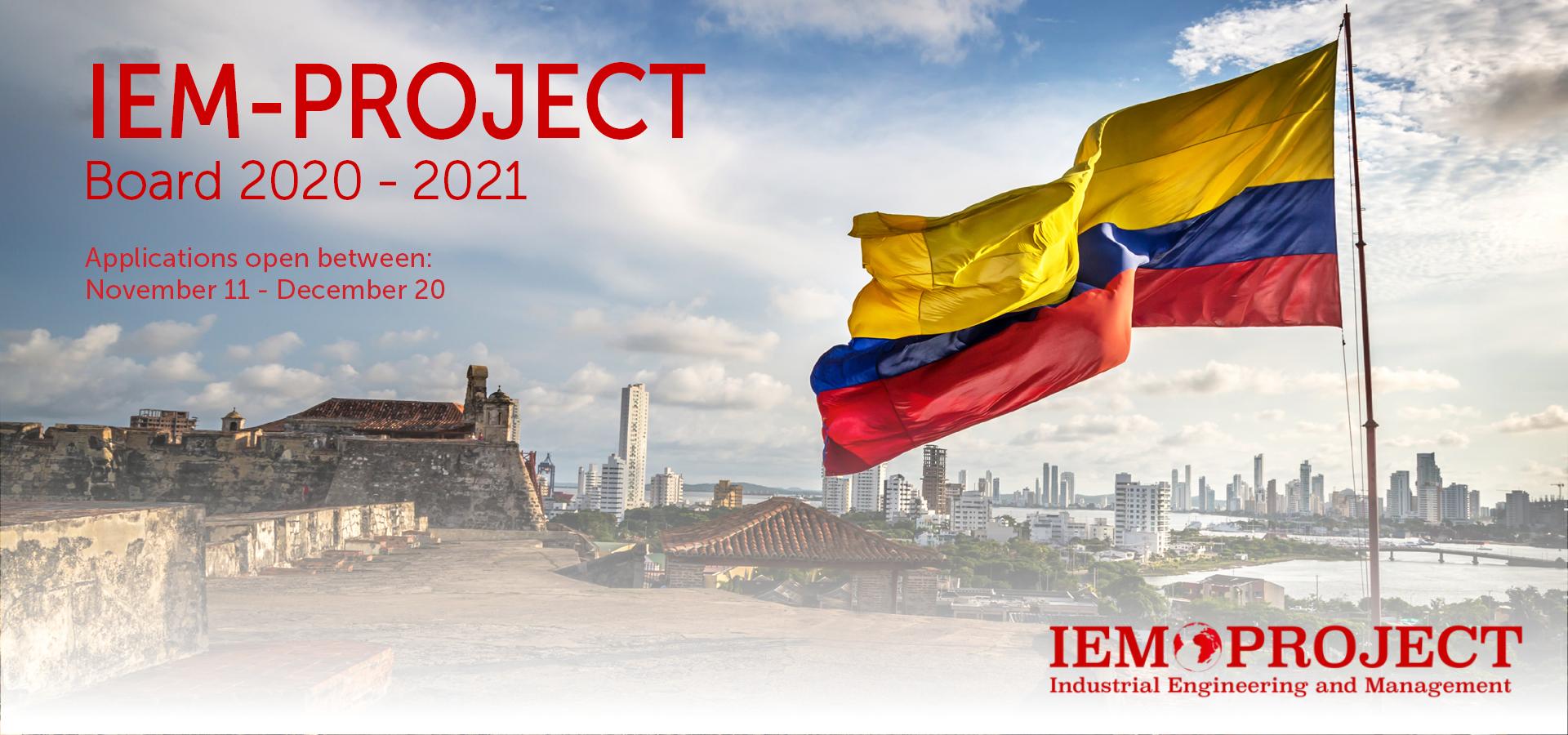 IEM-Project Board Applications