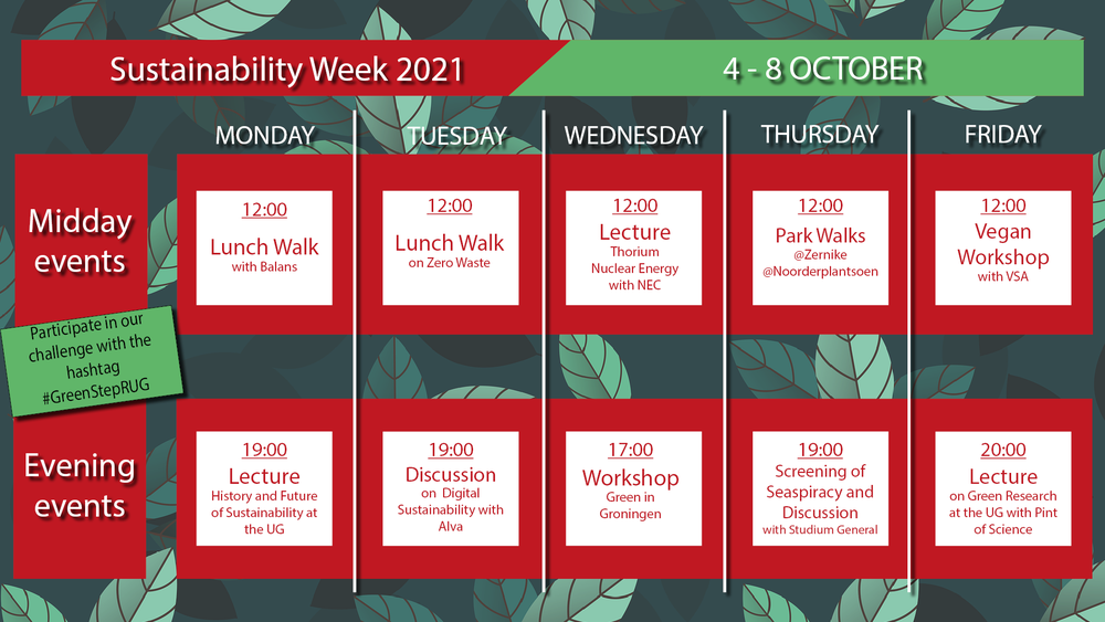 Sustainability within IEM