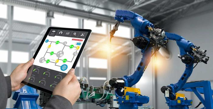 Applications of IoT in Manufacturing Plants
