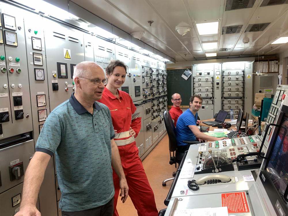 Vlada Sonic: Royal Wagenborg Internship Experience