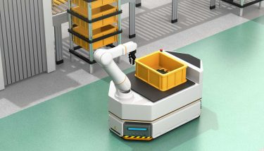 What does the automated warehouse of the future look like?