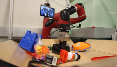 New robot capable of predicting its future