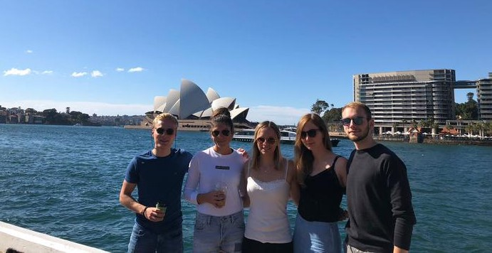 Study Abroad: Rens Folkertsma